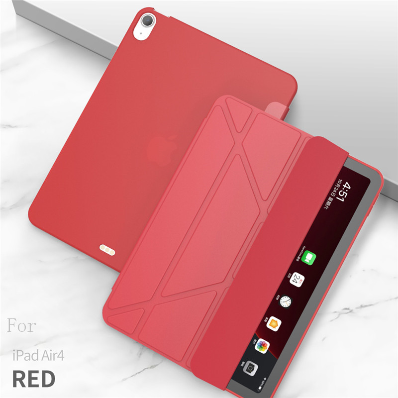 Case ipad Case For Cover Air Air Funda 10.9-inch 4 Smart Air iPad ipad Stand 2020 for