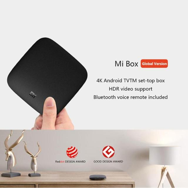 Xiaomi Mi Box - Android TV 6