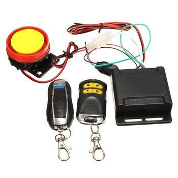 Sistema de Alarma de seguridad antirrobo para motocicleta, Universal, Control remoto, Alarma...