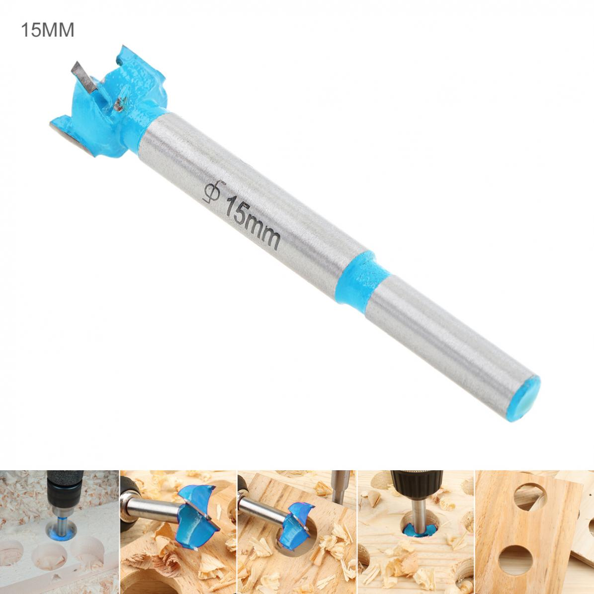 15mm Wood Hole Saw Wood Cutter Woodworking Tool For Wooden Products Perforation
