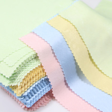 10pcs Glasses Cleaning Cloth  4 colors Lens Wipes For 13*13cm for glasses Mac Camera Computer