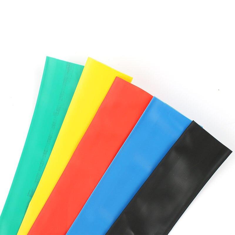 Six Colors 2.5mm Heat Shrinkable Tube Shrink Tubing 1meter