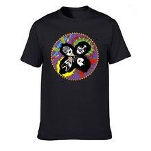 Camiseta de beso Vintage 1980 banda de Rock raro concierto tee 80's reprint camisa moda manga corta Camiseta algodón Camisetas cuello redondo