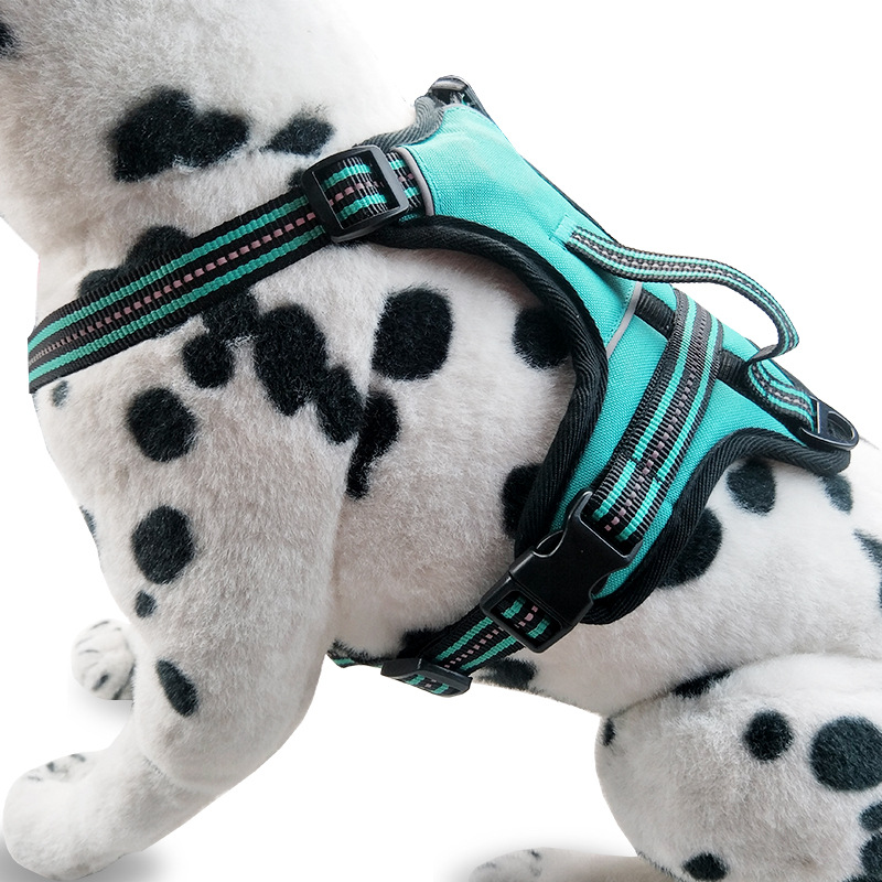 Amazon Pet's Chest-back Reflective Chest And Back With Dog Chest Strap Reflective Tape Chest And Back Pet Dog Supplies Wholesale