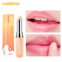 Chameleon Nourishing Lip Balm Discoloration Moisturizing Reduce Fine Lines Relieve Dry Lip Balm Enhance Elastic Lip Care LANBENA 1