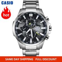 Casio Edifice watch men top luxury set 100Waterproof Luminou