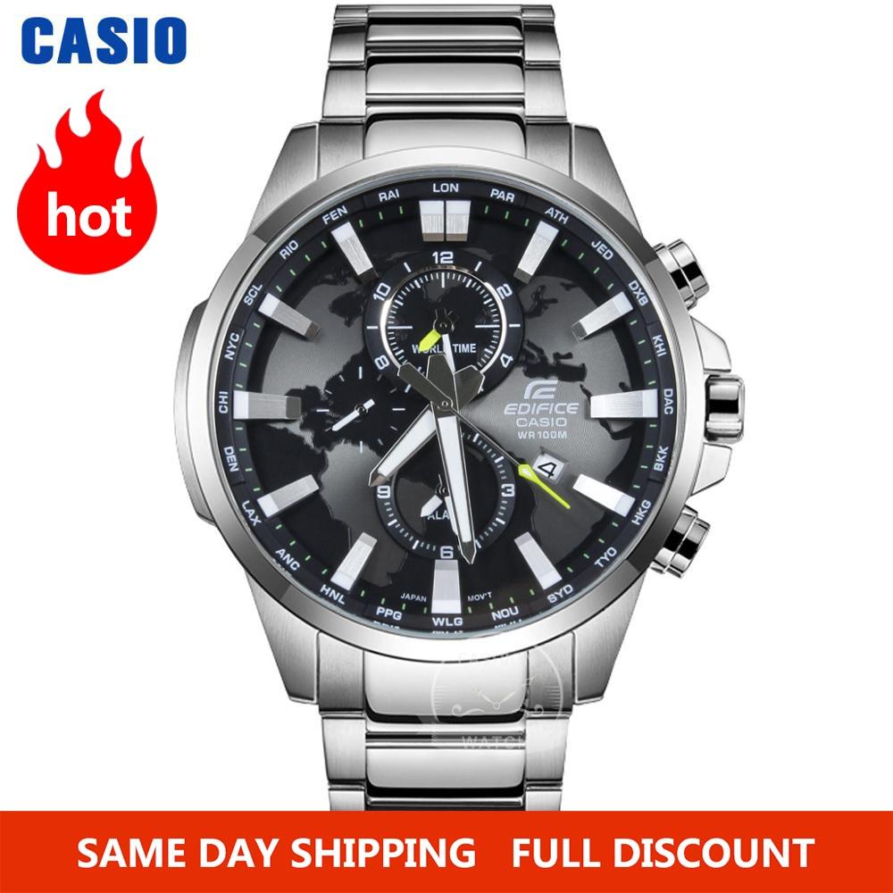 Casio Edifice Watch Men Top Luxury Set 100Waterproof Luminous Watchs Sport Men Watch Military Quartz Wrist Watch Relogio Reloj