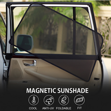 Voor Kia Niro 2017 2018 2019 2020 Auto Side Window Mesh Gordijn Magnetische Auto Zonnescherm Mosquito Stof Uv bescherming zonneklep Cover