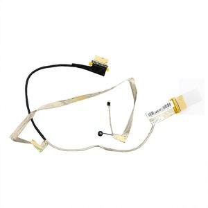 ЖК дисплей LVDS видео дисплей EDP гибкий кабель для ASUS K55 K55A K55V X55u X55A X55C X55VD в жгут Замена