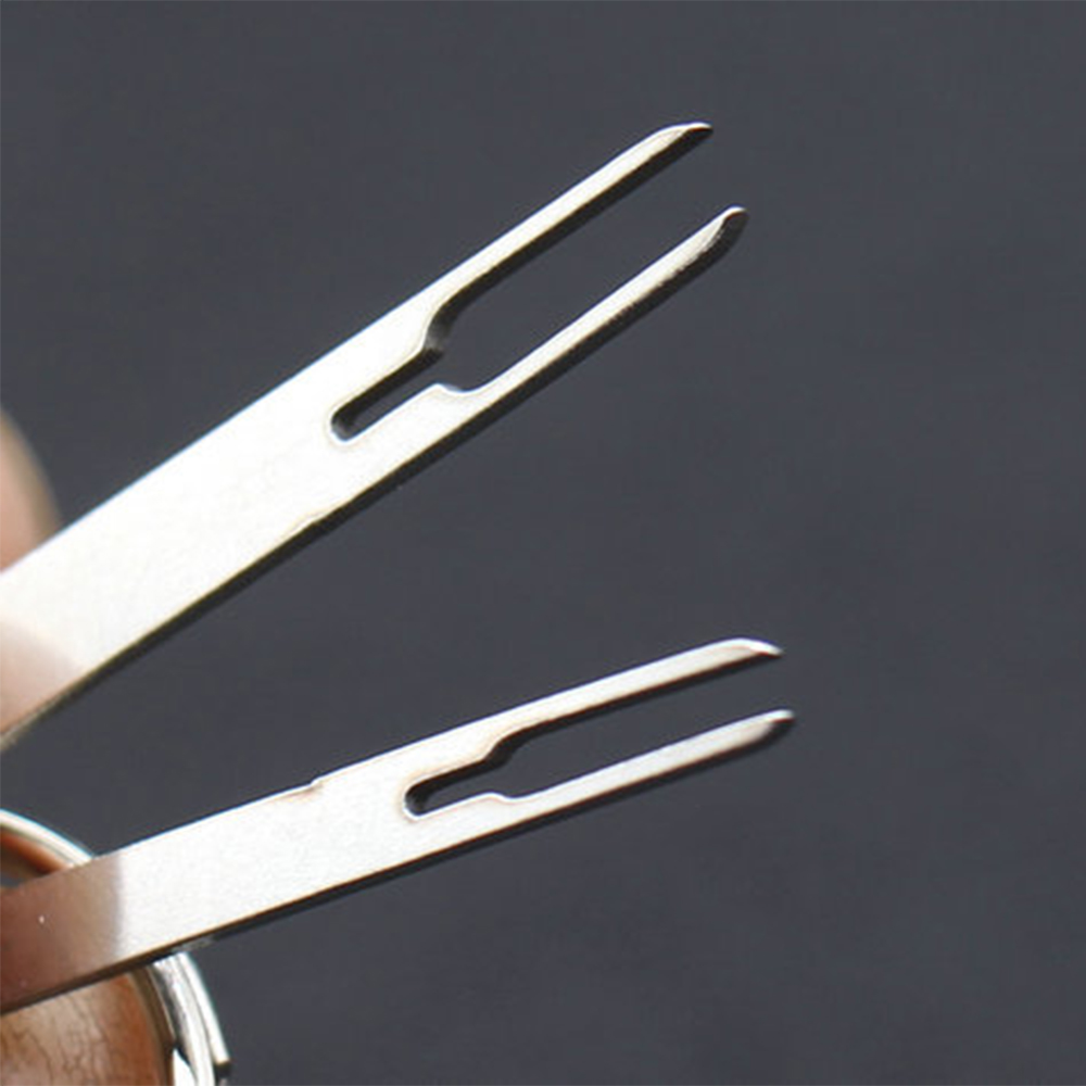 Металлический цветной заглушка ключ терминал инструменты для удаления портативный ручной инструмент набор провода соединения обжимной faston разъем прочный практичный