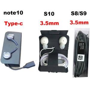 Image 3 - Samsung ecouteurs EO IG955 AKG casque intégré 3.5mm/Type c avec micro filaire pour Galaxy S20 note10 S10 S10 + S9 S8 S8 + S7 S6 huawei