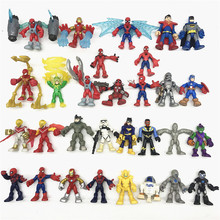 MARVEL Action Figure Toy Dolls Infinite War Spider-Man  Iron Man Captain America Gift collection