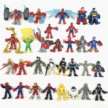 MARVEL Action Figure Toy Dolls Infinite War Spider-Man  Iron Man Captain America Gift collection prettyangel genuine bandai tamashii nations s h figuarts captain america civil war ant man action figure