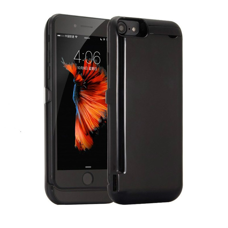 10000mah Power Case For IPhone 6 6s Plus Case Battery Charger Case For IPhone 6 6s 7 8 Plus Power Bank Charging Case Powerbank