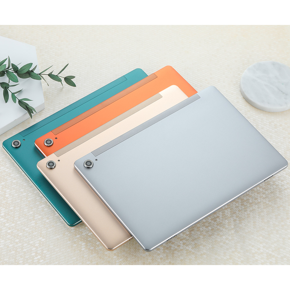 128GB Tablet 10.6 Inch 4G Phone Tablet Android 1920*1280 HD Resolution MT6797 Type-C 7000mAh Support GPS Wifi Sim Card