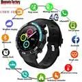 MFS H8 moda 4G GPS reloj inteligente IP68 impermeable Android 7,1 soporte Nano SIM 16 GB/ROM Apple Watch Monitor de ritmo cardíaco podómetro