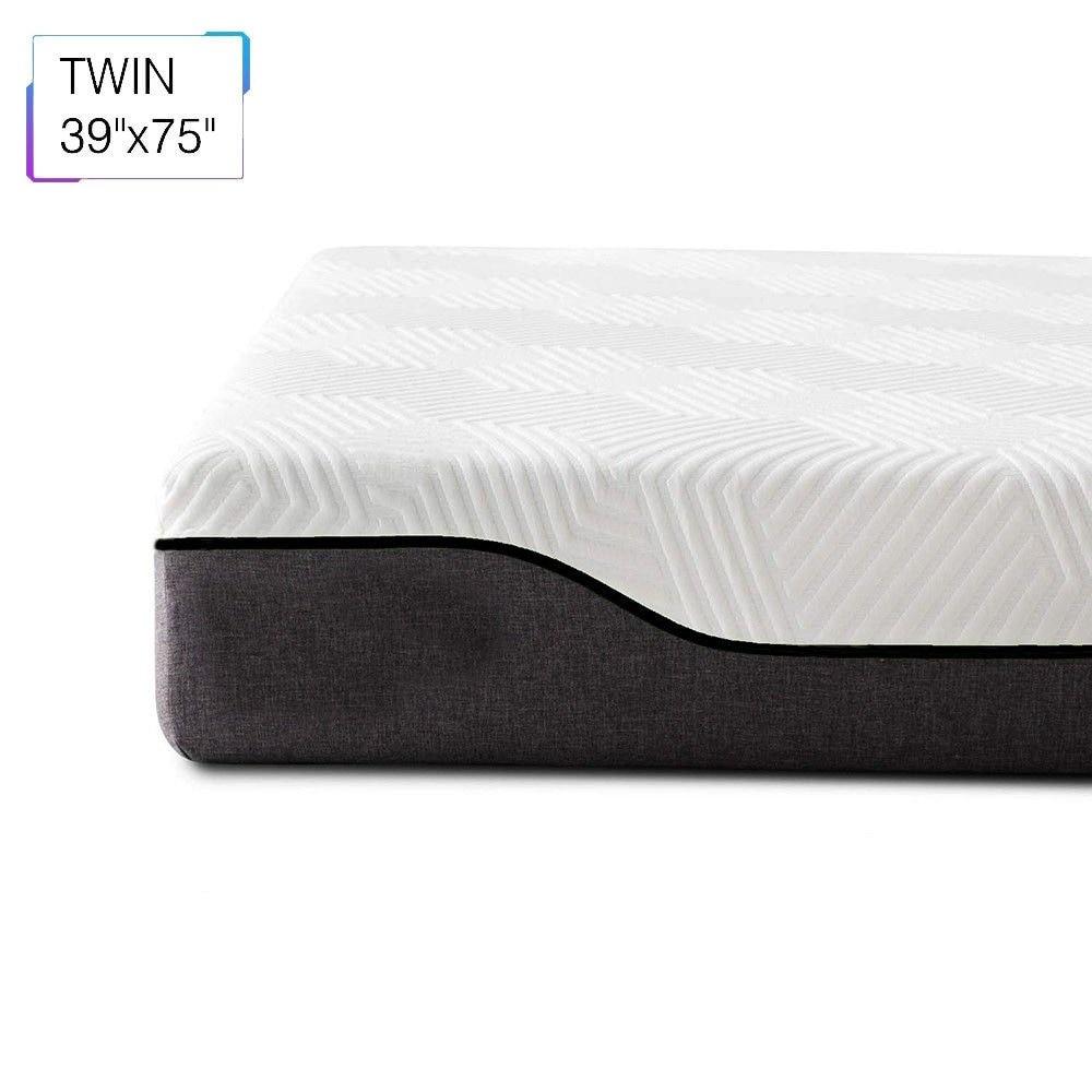 "Mattress Twin Size Foam Rubber USA Made 4/"" x 39/"" x 75/"" A Quality"