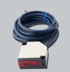Фотоэлектрический переключатель дальность 4 метра Регулируемый переменный/постоянный ток 5 проводов с отражающей пластиной
