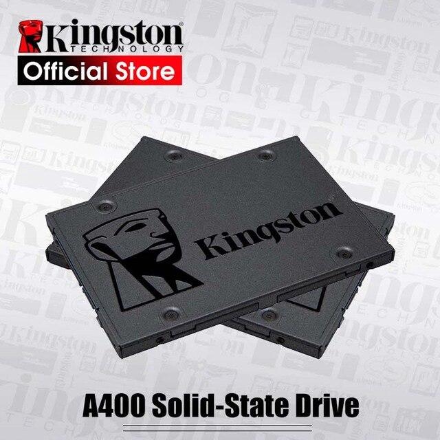 Kingston Digital A400 SSD 960GB SATA 3 2.5 inch Internal Solid State Drive HDD Hard Disk HD SSD 960 gb Notebook PC 1
