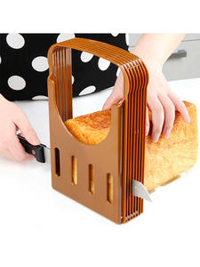 Bread-Slicer Slicing-Tool Rack-Cutting-Guide Loaf-Cutter Toast Kitchen-Accessories Plastic