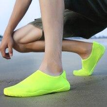 Cor sólida unissex tênis de natação sapatos de secagem rápida aqua sapatos e crianças sapatos de água zapatos de mujer praia sapatos de água