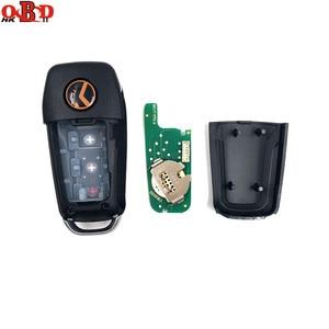 Image 4 - Xhorse vvdi2 chave de carro universal, chave remota de 4 botões para ford mini programador vvdi, ferramenta chave, max, versão em inglês, com 10 peças xkfo01/xefo01en