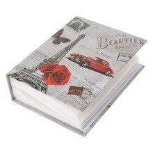 100 fotos bolsos álbum de fotos intersticial fotos livro caso miúdo memória presente