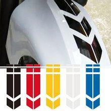 Auto Auto Aufkleber Non Fading Modus Farbe Streifen Auto Aufkleber Racing Streifen Seite Rückansicht Spiegel Dekor Aufkleber