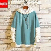 5XL Chinese Hoodies Sweatshirts Men Black Fake 2PAC Cotton Hooded Japa