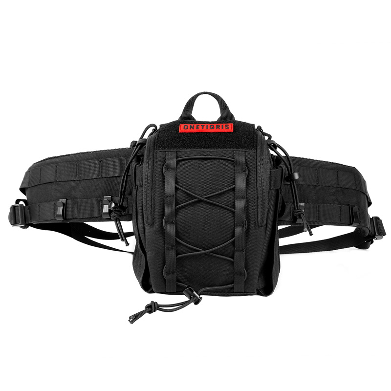 OneTigris Tactical Baby Gear Cordura Waist Pack DADDY Fanny Pouch Waist Bag