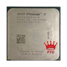 Четырехъядерный процессор AMD Phenom II X4 955 3,2 ГГц 95 Вт HDX955WFK4DGM/HDX955WFK4DGI разъем AM3