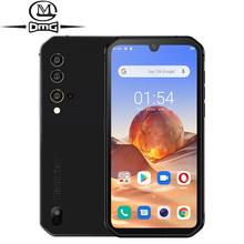 Blackview BV9900E 6GB 128GB NFC Android 10 Helio P90 wytrzymały smartfon IP68 odporny na wstrząsy 4380mAh 48MP aparat telefon komórkowy tanie tanio Nie odpinany CN (pochodzenie) Rozpoznawania linii papilarnych Rozpoznawania twarzy Inne Other Adaptacyjne szybkie ładowanie