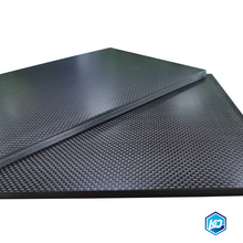 0.5-5MM 125X75 mm 3K plain Matte glossy  Carbon Plate Panel Sheets High Composite Hardness Material Anti-UV Carbon Fiber Board mix thickness 1 5mm 2 0mm full carbon fiber sheets twill matte unidirectional cf carbon plates epoxy resin