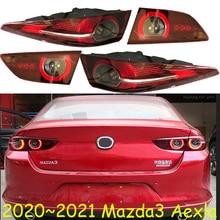 Berlina Auto Usa 2020 ~ 2021y Fanale Posteriore per Mazda 3 Mazda3 Axela Fanale Posteriore a Led Accessori Auto Luce di Coda per Mazda3 posteriore Della Luce di Nebbia