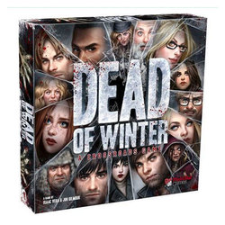 Dead of Winter Death Severe Winter Board Game Parent-child Interaction Checker Children's Educational Toys