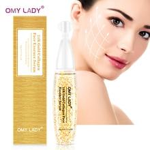 OMY LADY 24K Gold facial serum skin care essence anti-aging face care moisturizi