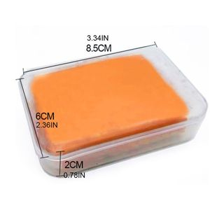 Image 2 - 100g Car Wash Volcanic Mud Cleaner Magic Clay Bar Auto Styling Detailing Clean Dropshipping