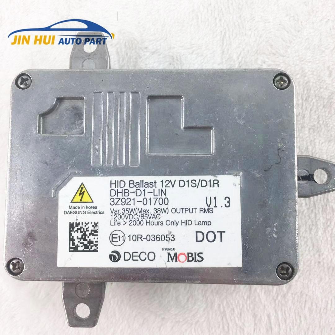 BALLAST HID pour unité de contrôle xénon d'origine 10R-036053 3Z921-01700 Centralina XENON D1S Hyundai pour Ford Cod 10R-036053 menthe