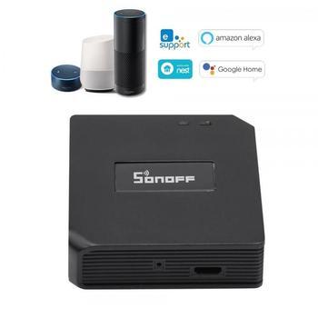 Sonoff Smart Home Wifi Switch RF Bridge 433 DIY Timer eWelink APP Home Automation Sonoff Switch Work With Alexa Google Home цена 2017