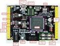 CYCLONE4 EP4CE6 SOPC FPGA макетная плата SDRAM RS232 минимальная система