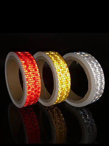Bike Stickers Bicycle-Accessories Reflective-Tape 3M Strip Decals