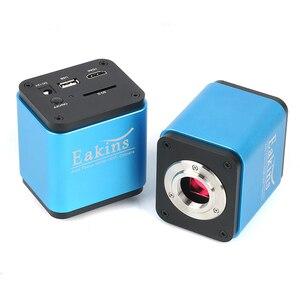 Image 5 - SONY IMX185 IMX178 2.0MP 5.0MP Messa A Fuoco Automatica 1080P HDMI WIFI Industriale Video Microscopio C di Montaggio Della Macchina Fotografica Per Lab PCB CPU di Saldatura