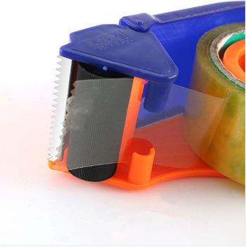 2 cal factory direct ekspresowe logistyka do pakowania taśma siedzenia cięcia 4 8cm plastikowe urządzenie do uszczelniania pudeł dyspenser do taśmy tanie i dobre opinie