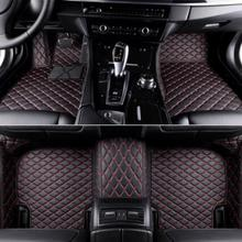 NEW FIT For Dodge Challenger Car Floor Mats All Weather Carpets Auto Mats Car Mats