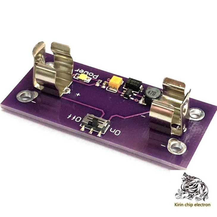 5pcs/lottlily Padpowersupply Aaa Battery Power Boost Module 5V Output