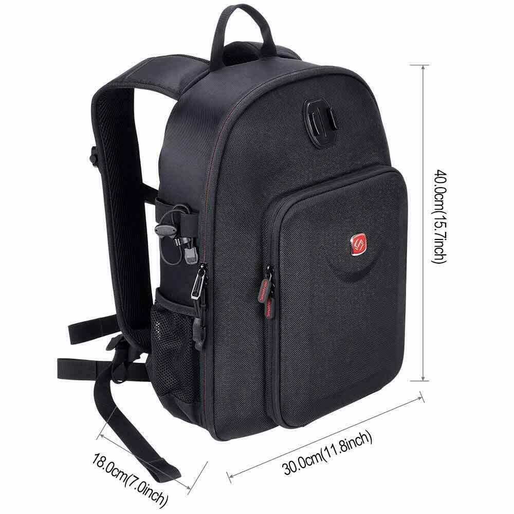 Image 5 - Smatree Backpack for DJI Mavic 2 Pro/Zoom for DJI OSMO Pocket/OSMO Action/Gopro 7/6/5/4/3/3+Camera/Video Bags   -