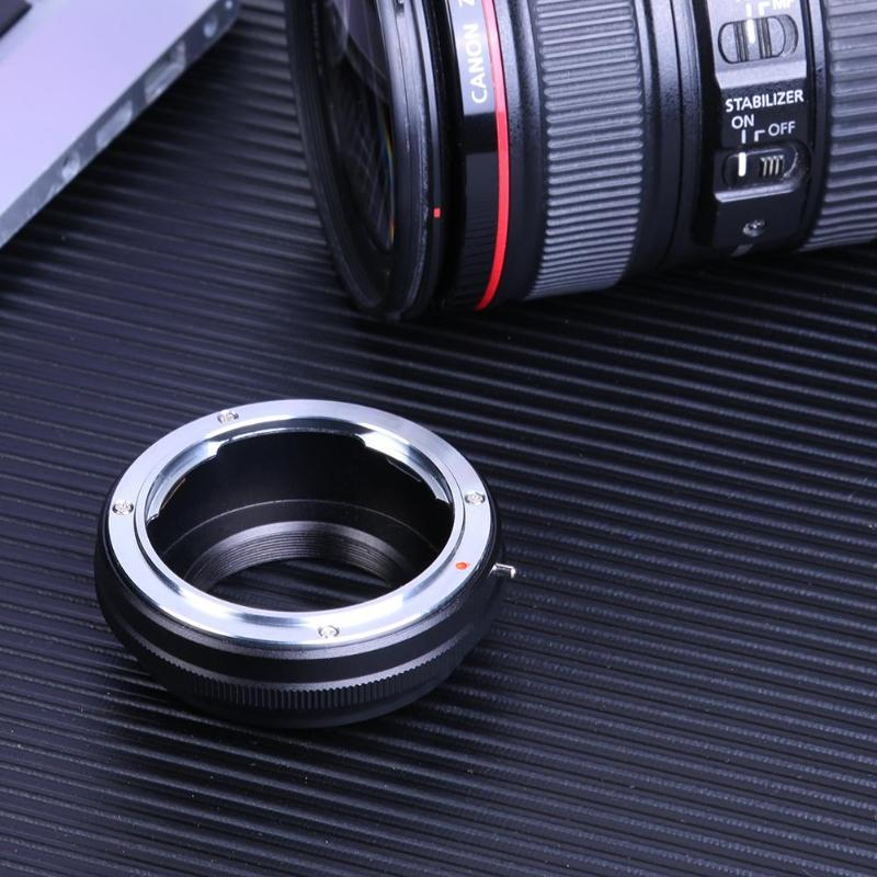 For Konica-M4/3 Lens Adapter Ring for Konica AR Lens to Micro 4/3 Camera Lens Manually Operated Manual Focus Manual Dimming Ring image