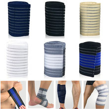 1Pcs Sports Bandage For Calf Elbow Wrist Leg Ankle Knee Support Protector Compression Sport Tape Fitness Gym L672