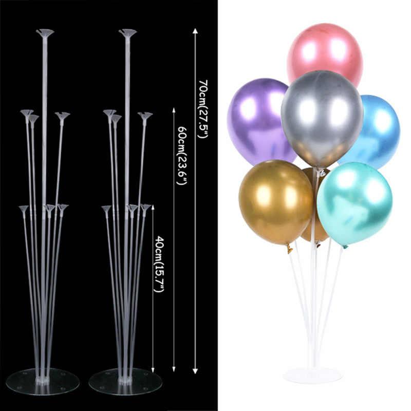 шарики на день рождения для рождения шарики воздушные шары держатель для шарики день рождения украшения для баллон День Рождения украшения для детей взрослая свадьба баллон