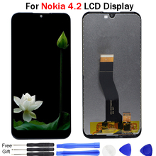 Original For Nokia 4.2 LCD Display Touch Screen Digitizer Assembly Mobile phone LCD Screen Replacement For Nokia 4.2 display LCD
